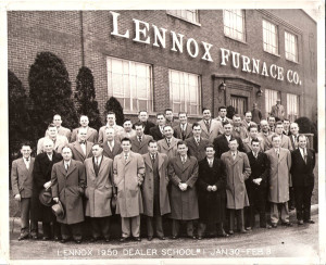 Lennox Dealer Since 1941