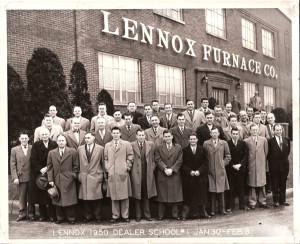 Lennox Dealer Since 1941