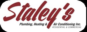 Staley Plumbing Heating Cooling Furnace Repair Flint MI